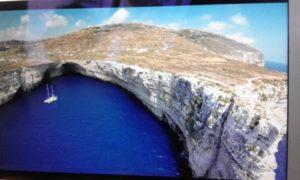 Malta offers great diving, deep harbors