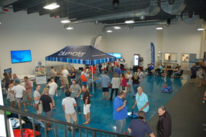 Bluewater hosts barbecue at former ICT