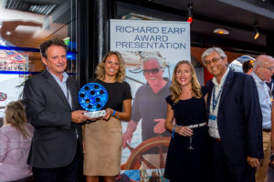 Boats and brokers in yacht news for October