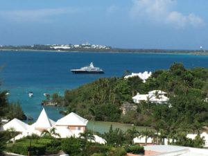 Captain's Log: Bermuda