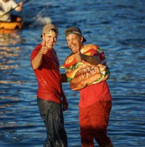 Pumpkin regatta raises money