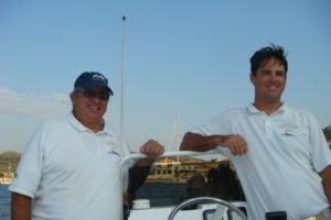 Capt. Bill and Randy Astras