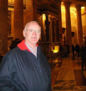 Capt. Tony Cornes dies