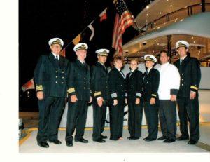 'True yachtsman', Capt. Bill Astras, of M/Y Norwegian Queen dies