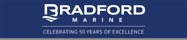 Bradford turns 50 with new logo
