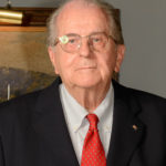 George M. Irvine Jr. passed away on Nov. 13 at the age of 89.