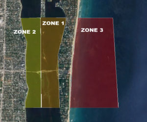 USCG, partner agencies establish security zones near Palm Beach