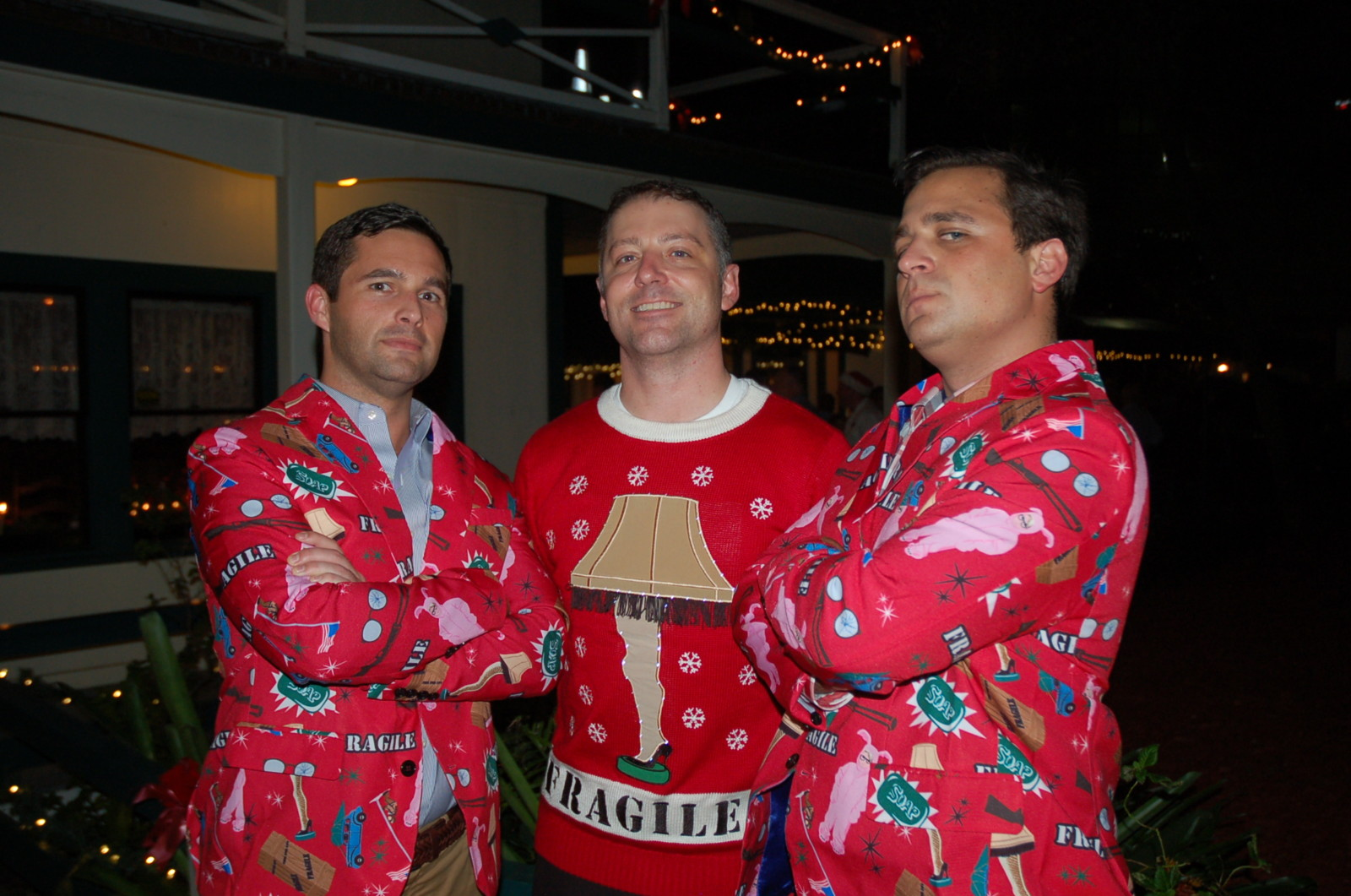 Marine industry groups celebrate the holidays for charity