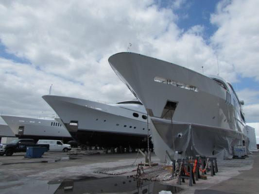 V-Kool Florida chills 1,000th yacht