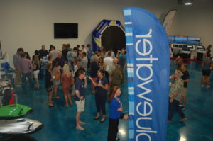 Triton talks to Bluewater Crew Training USA