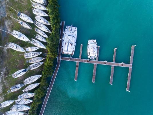 Nanny Cay adds dockage
