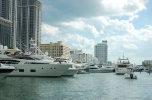 YMB17: Miami hosts two boat shows this week