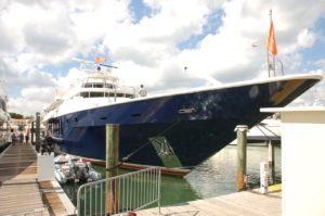 YMB17: New gates, more docks give Yachts Miami Beach new feel