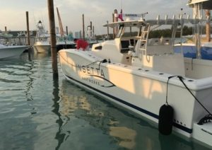 YMB17: America's Cup chase boats on display at Miami International Boat Show