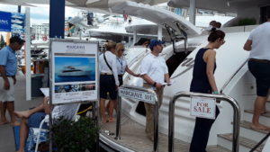YMB17: Captains, brokers view Yachts Miami Beach with patience, optimism