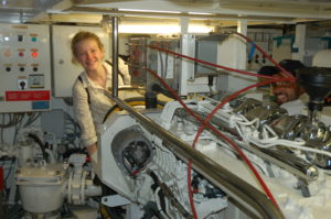 Engineer's Angle: Takes right person to make career in engine room