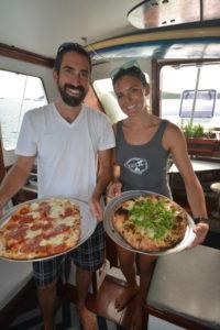 Floating pizzeria is U.S. Virgin Islands top-ranked restaurant