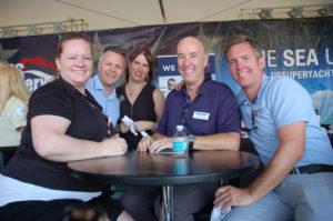 PBIBS17: USSA hosts networking party