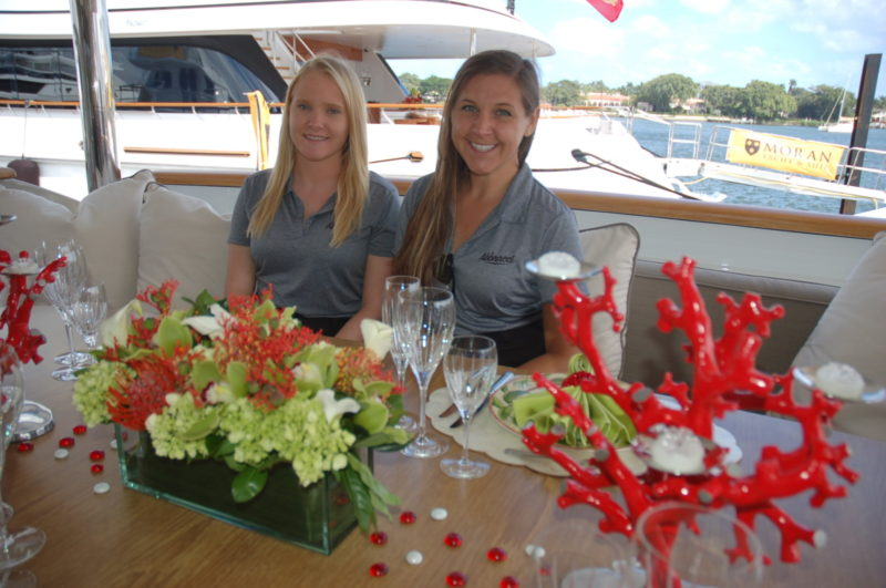 PBIBS17: 14 yachts compete in Top Notch Tabletop challenge