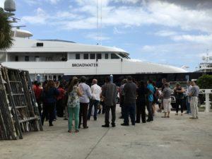 School teachers tour LMC with MIASF