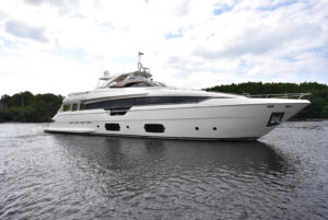 Recent yacht sales
