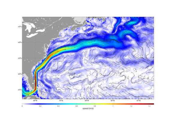 Sea Science: Gulf Stream current, eddies keep big river of the Atlantic moving