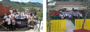 IGY Marinas, volunteers give back
