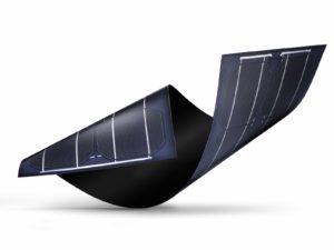 Flexible solar panels available