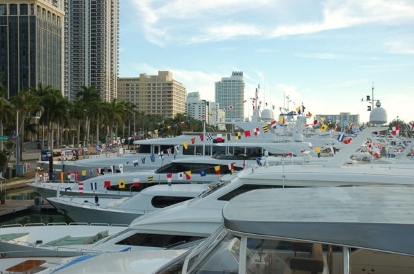 Owner's View: Dressing the ship on occasion