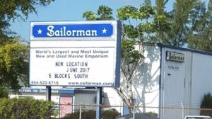 Sailorman to relocate