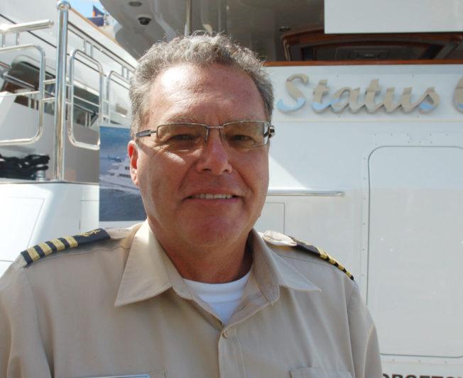 Veteran yacht captain Rick Lenardson dies