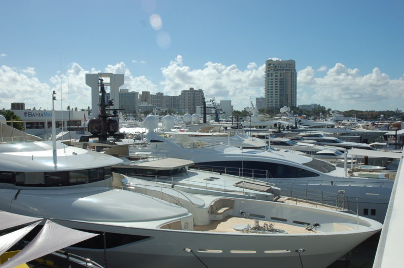Expect changes at Fort Lauderdale International Boat Show