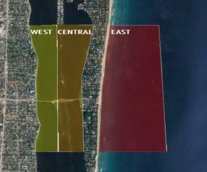 U.S. Coast Guard security zones near Palm Beach continue through Monday