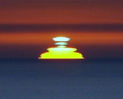 Sea Science: There's a reason that green flash at sunset is so rare