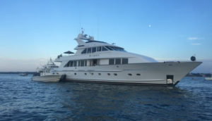 Yachts Mr. Loui, Selene sell; Minderella on the market