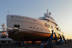 Benetti launches M/Y Seasense
