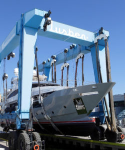 Benetti launches fourth hull in Fast series