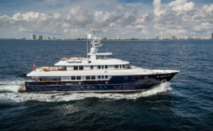 Latest news in the brokerage fleet: 47m Benetti new build, My Secret, Star sell; Okto, former Fifanella listed