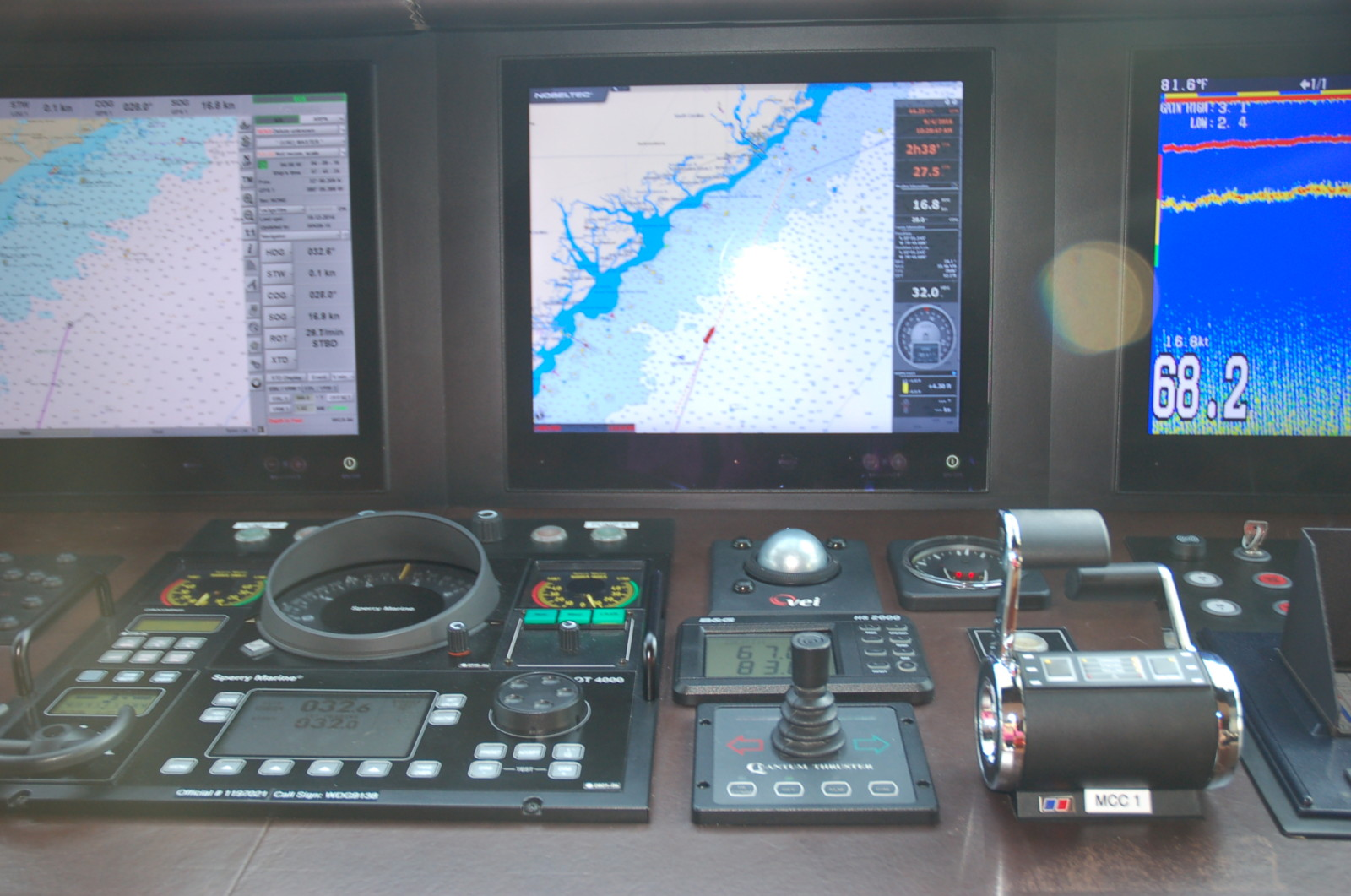 All Systems Go: ETOs are master troubleshooters onboard | The Triton
