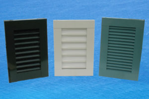 Custom vent grills made fast