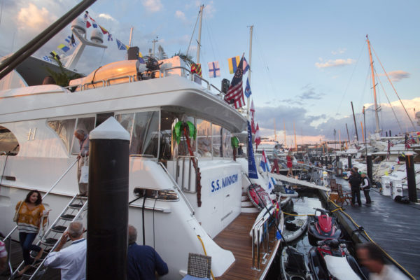 Owner's View: Chartering and pride of ownership