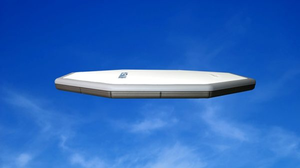 e3 named distributor of Kymeta flat panel satellite antenna