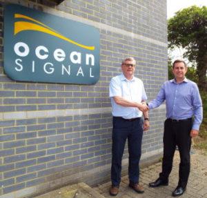 New chief at Ocean Signal