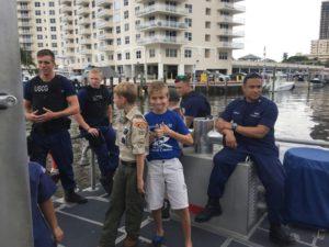 Hall of Fame, kids celebrate National Marina Day