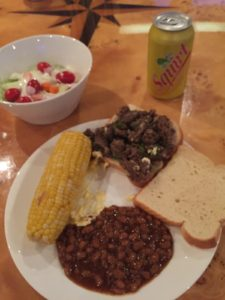 Crew Mess: Ground Philly Cheese Steak