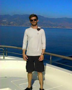 Crew member injured in fall two years ago dies