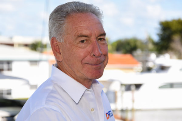 Yacht transport manager retires after 25 years