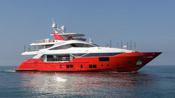 Motoryacht Australis, Katya and Annagine sell