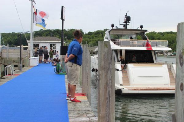New York marina now ready for megayachts