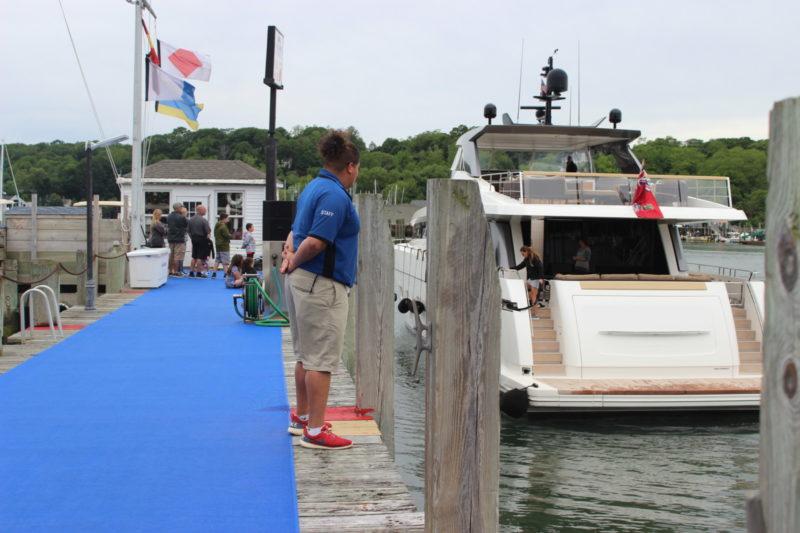 NY marina now ready for megayachts